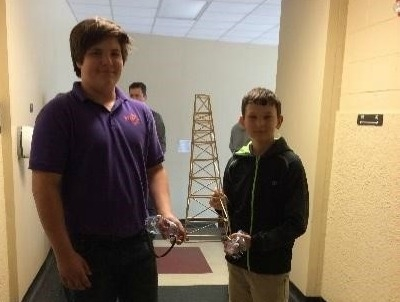 STEM Students Participate in Science Olympiad