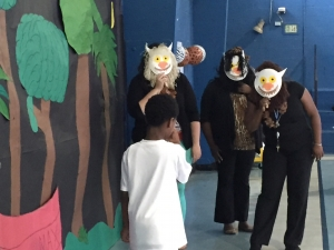 Rosenwald Goes Wild about Reading