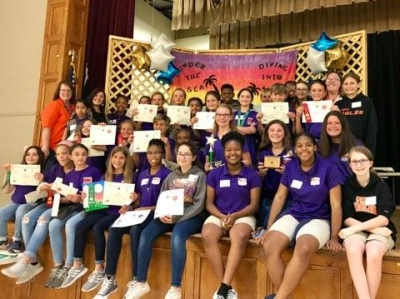STEM Students Celebrate Success at 4-H Achievement Day