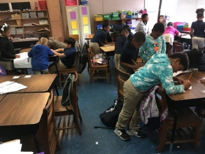 Bulldogs Find Joy in ELA