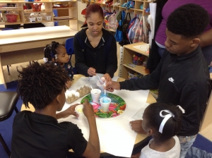 Rosenwald's Head Start Gets a Jump on Easter