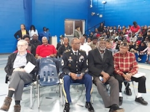 Rosenwald Honors Our Local Heroes