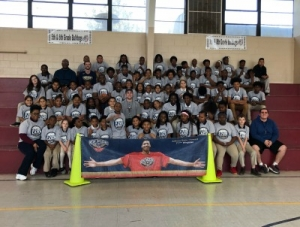 Upper Pointe Coupee Elementary Hosts New Orleans Pelicans
