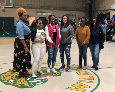 Wildcats' Basketball Homecoming Welcomes Former Athletes