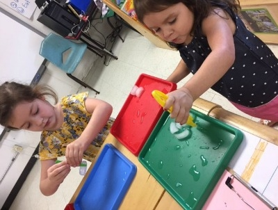 Pre-K Learning at Valverda