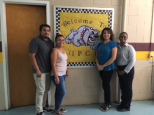 Upper Pointe Coupee Welcomes New Faculty Members