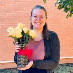 UPCE Names Renata Barsanti Teacher of the Year