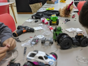 SMA's Adaptive Toy Project Transforms Toys for Disabled Children