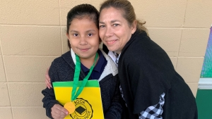 Valverda Student Reads 300 Books Since August