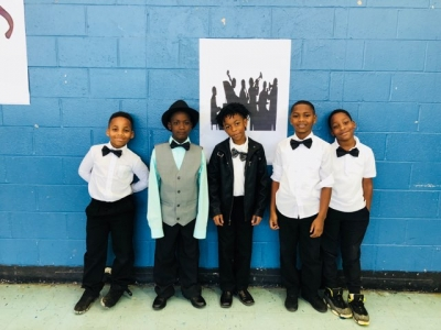 Black History Celebration at Rosenwald