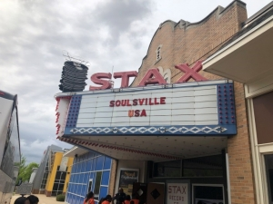 Rougon 5th and 6th Graders Travel to Memphis