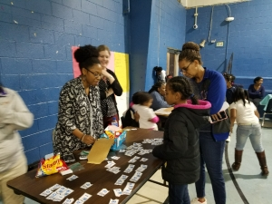 Rosenwald Hosts Family Engagement Event
